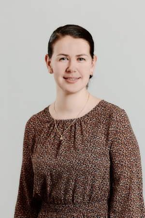 Sandra Larsen - revisorassistent Stepto