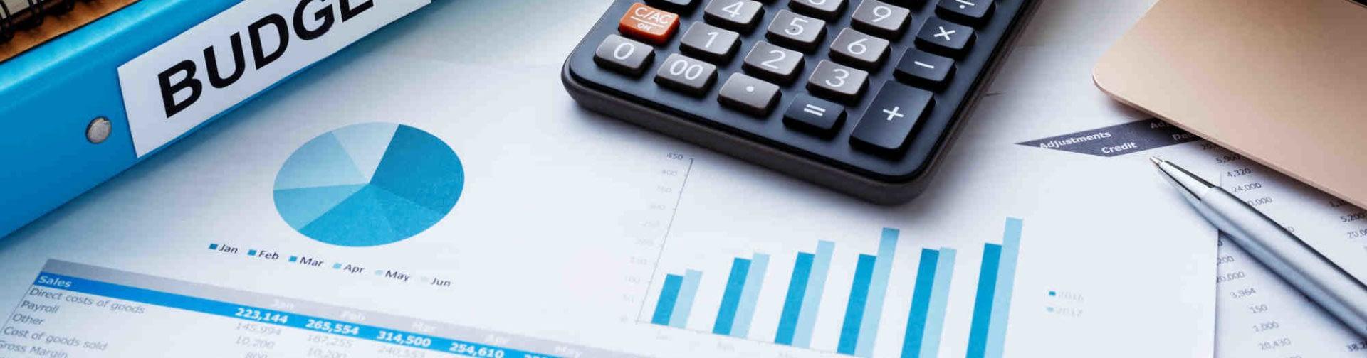Budgetter og budgetopfølgning