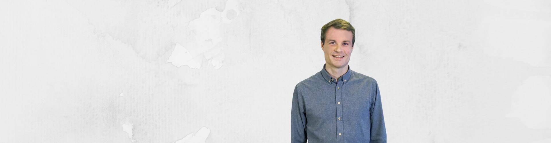Andreas Wichmann Larsen økonomikonsulent Stepto